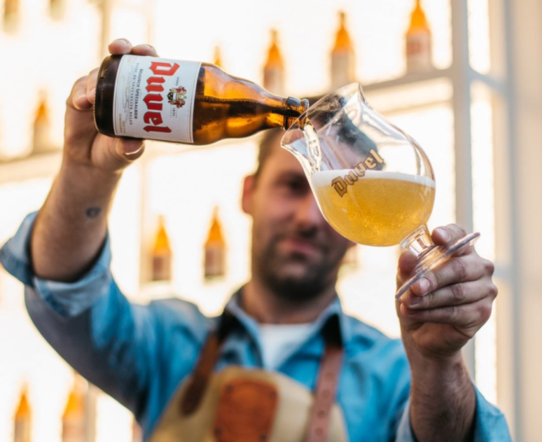 Duvel_poured